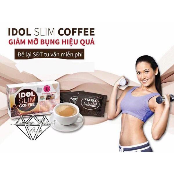 Cafe giảm cân Idol slim Coffee Chính hãng Thái Lan [ShopTrungThanh] - 2823061 , 1062409171 , 322_1062409171 , 89000 , Cafe-giam-can-Idol-slim-Coffee-Chinh-hang-Thai-Lan-ShopTrungThanh-322_1062409171 , shopee.vn , Cafe giảm cân Idol slim Coffee Chính hãng Thái Lan [ShopTrungThanh]