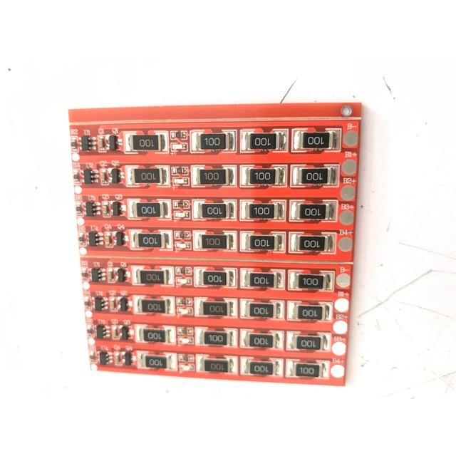 Mạch cân bằng pin 4S 3.2V cân tới 1.5A ( có led báo khi xả)