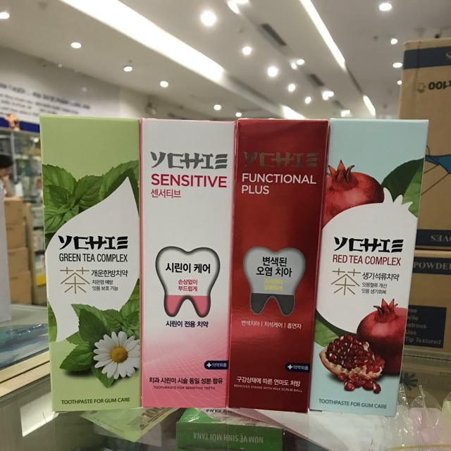 Kem đánh răng cao cấp Ychie Hàn Quốc - 2442361 , 733786254 , 322_733786254 , 45000 , Kem-danh-rang-cao-cap-Ychie-Han-Quoc-322_733786254 , shopee.vn , Kem đánh răng cao cấp Ychie Hàn Quốc