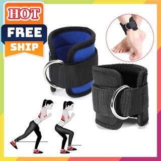 FREESHIP🎁 Quấn cổ chân hỗ trợ tập mông chân ❤️ giá rẻ ❤️ quấn cổ chân đá dây cáp