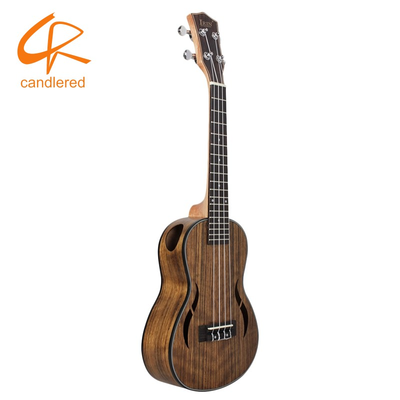 Irin Tenor Ukulele 26 Inch Walnut Wood 18 Fret Acoustic Guitar