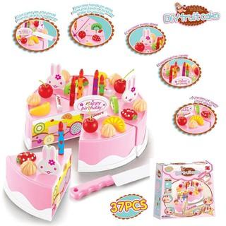 Đồ chơi cắt bánh sinh nhật 37 chi tiết