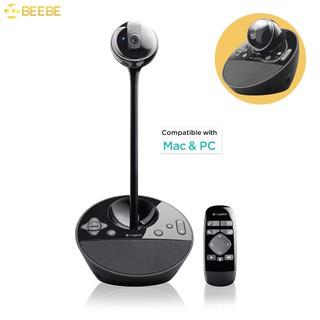 Logitech BCC950 – Webcam Cao Cấp Có Micro Và Loa Cho Hội Thảo Trực Tuyến