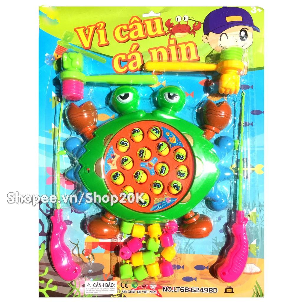 Đồ chơi câu cá, đập chuột hình cua Việt Nam (không kèm vỉ) - 2976321 , 732834676 , 322_732834676 , 70000 , Do-choi-cau-ca-dap-chuot-hinh-cua-Viet-Nam-khong-kem-vi-322_732834676 , shopee.vn , Đồ chơi câu cá, đập chuột hình cua Việt Nam (không kèm vỉ)