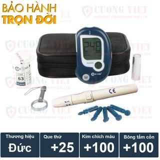 Máy đo đường huyết Clever Chek TD 4230 (Kèm 25 que thử) thumbnail