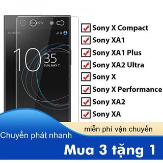 Kính Cường Lực Bảo Vệ Màn Hình Cho Sony X/Xp Xz1 C Xa2 Xa3 10 Xz4 Xz2 Z5 Xa1 Ultra Plus