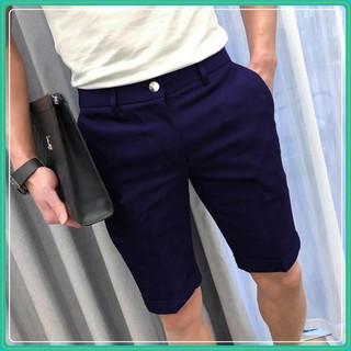 [CHẤT ĐẸP-MẶC LÀ THÍCH]Quần short - Quần short kaki nam đẹp - Chất liệu kaki mềm mịn, dầy dặn, dáng trẻ trung năng động