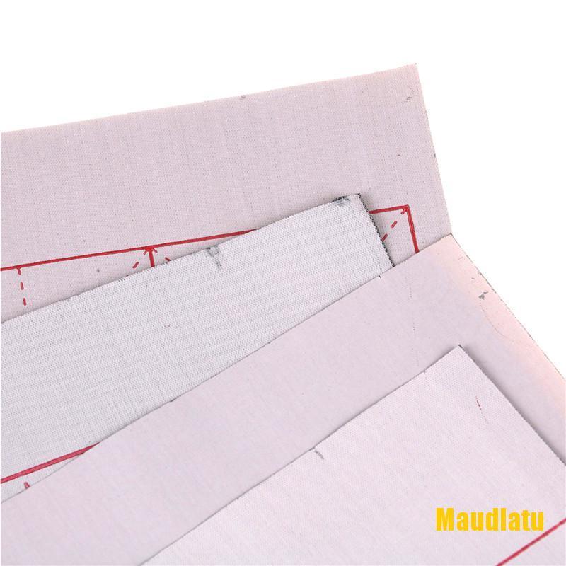Maudlatu❀Magic Water Writing Clothing Flannel Fiber Fabric Practicing Chinese Calligraphy