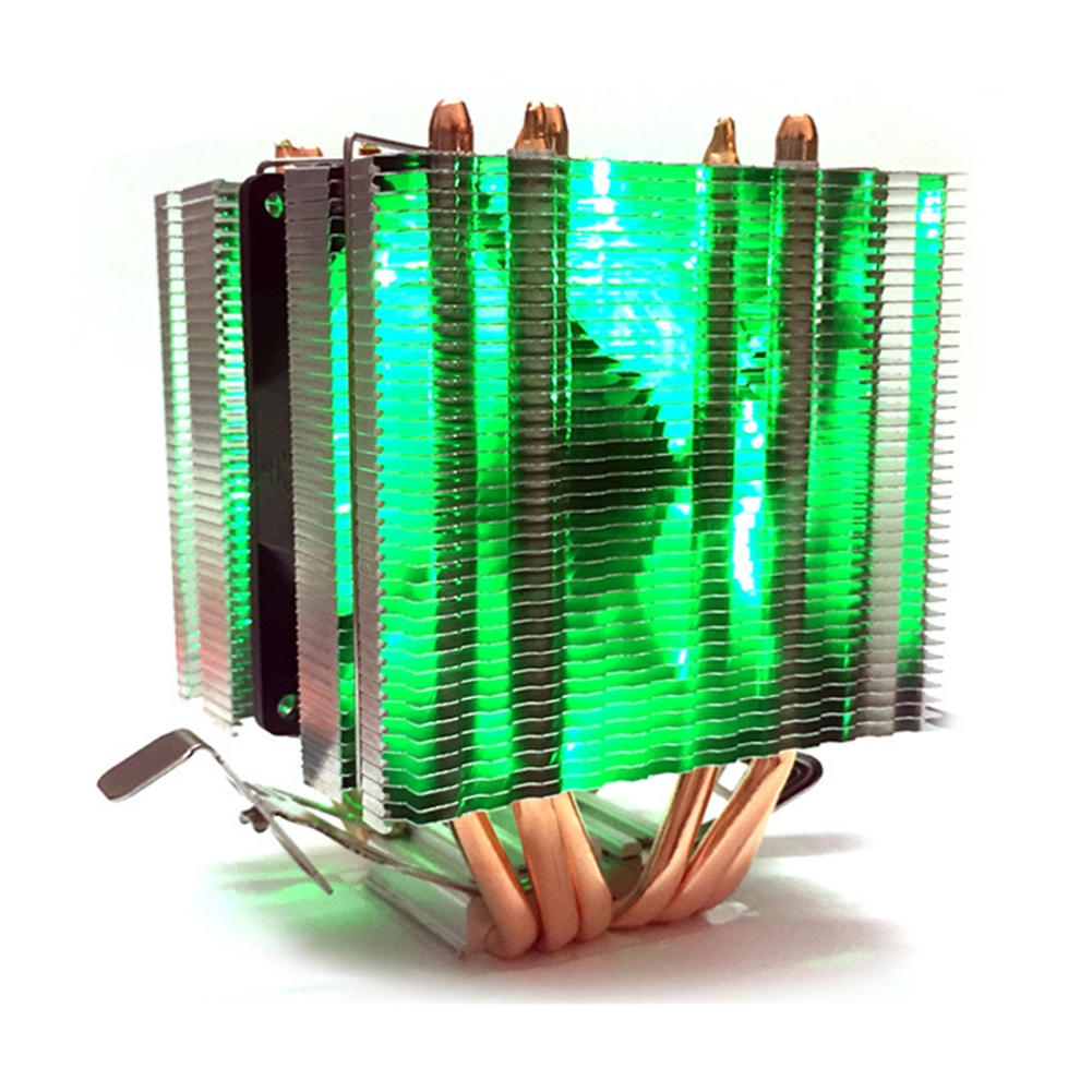 Heatsink Thermal Computer Integrated LED Light CPU Coolers