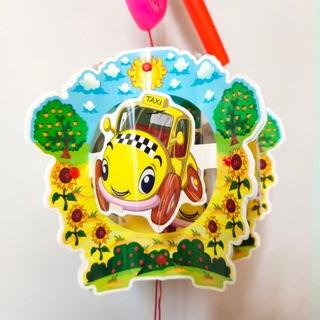 Lồng đèn ánh hoa có NHẠC đủ loại cho bé