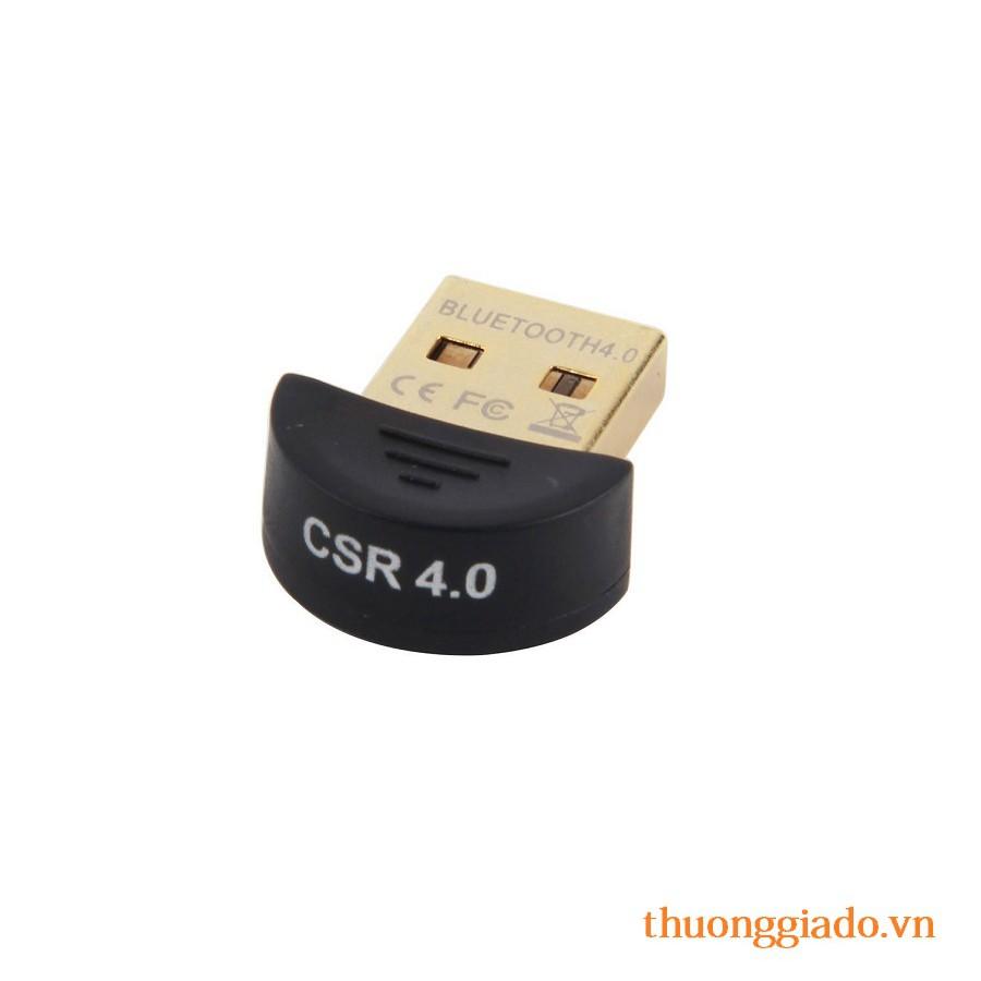 USB BLUETOOTH CSR V4.0 DONGLE ADAPTER
