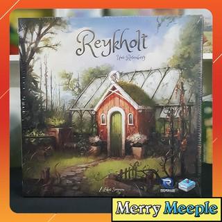 [US] Reykholt – Trò Chơi Board Game