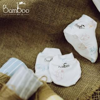 Bao tay + chân sợi vải tre Bamboo by LIL thumbnail