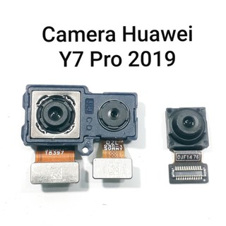 Camera huawei Y7 Pro 2019 zin