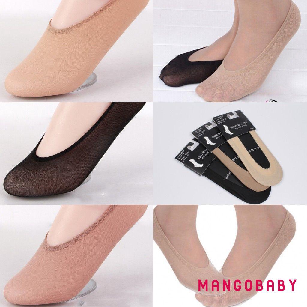 Giày Lười Nữ 3 Màu Thời Trang