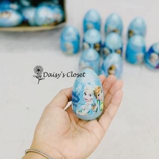 Trứng đồ chơi mini Frozen – Xuất xứ Châu Âu – Nhập khẩu chính ngạch