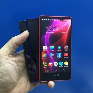 Sharp AQuos SHV33-RAM3GB-4G LTE – Điện thoại chơi game giá rẻ