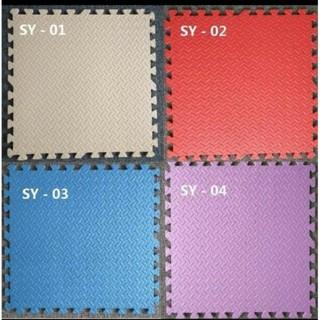 🚀1 Tấm Thảm Xốp Lót Sàn Cho Bé Ghép 1 Tấm Kích Thước 60*60cm Dày 1cm