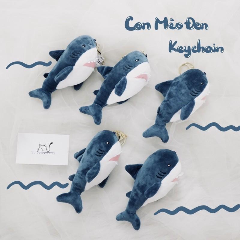 Móc khoá hình Cá Mập dễ thương CONMEODENTAILOR