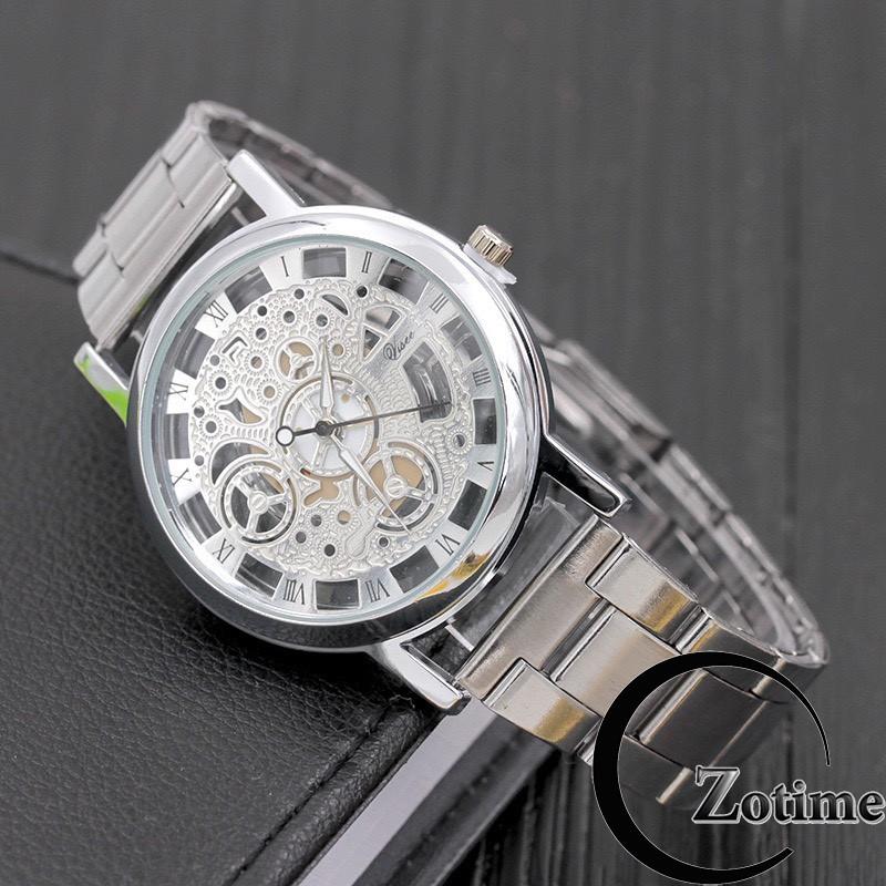 Đồng hồ nam Dotime dây kim loại cao cấp Modiya cực đẹp ZO102