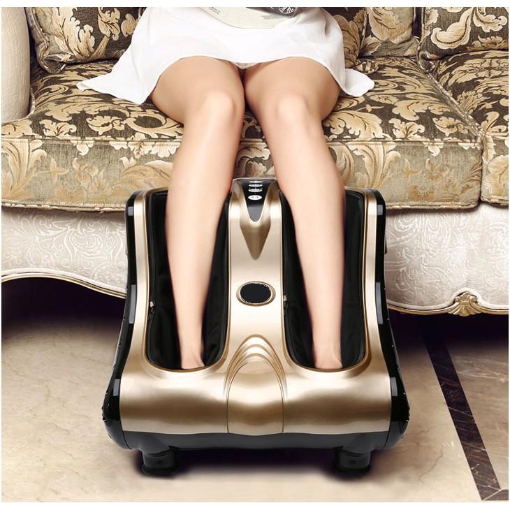 Máy massage chân 💥FREESHIP💥 Mãy mát xa cao cấp từ bắp chân tới lòng bàn chân