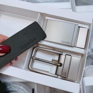 Thắt Lưng Nam CK Calvin Klein Thanh Lịch Sang Trọng (Full Box)