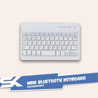 Bàn Phím Bluetooth Mini Có Thể Sạc Được