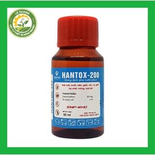Vệ sinh môi trường diệt ruồi, muỗi ve, giận, mạt gà Hatox 200-50ml thumbnail