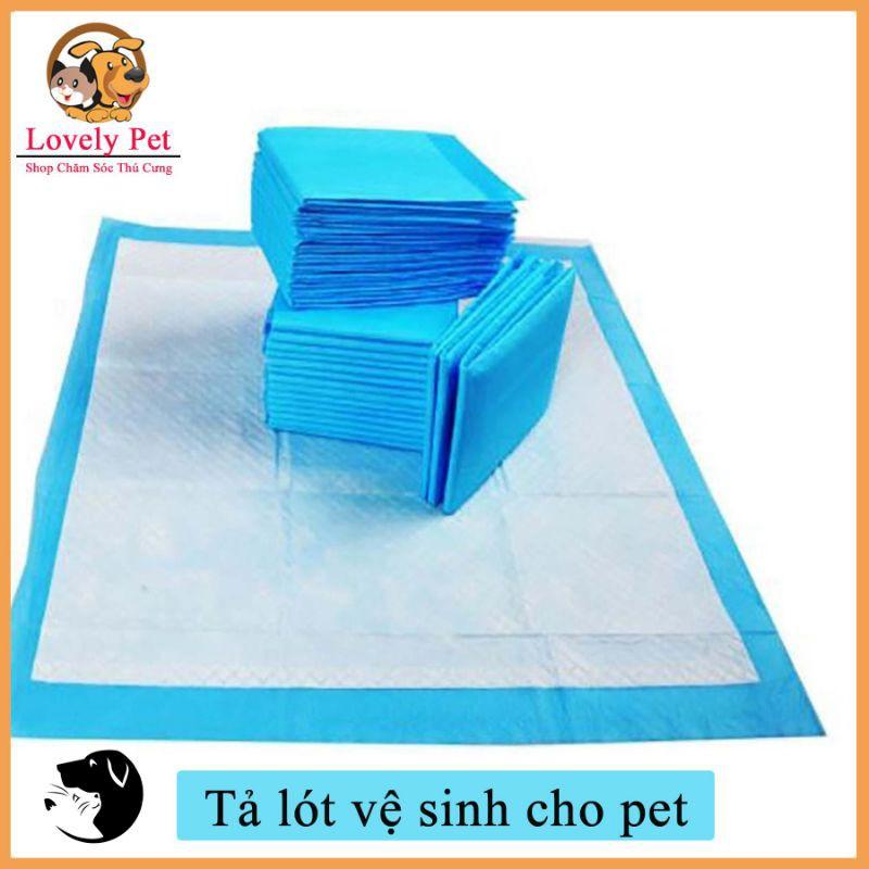 [HCM]tã lót khay vệ sinh cho chó mèo
