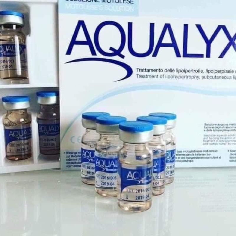 Lẻ hũ tan mỡ Aqualyx của Mỹ