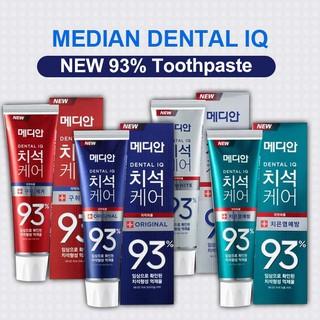 Kem đánh răng MEDIAN Dental IQ Toothpaste 93% - Kem Đánh Răng Hàn Quốc