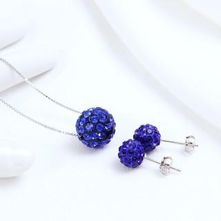 EROPI -Bộ trang sức bạc Snowball Jewelry thumbnail