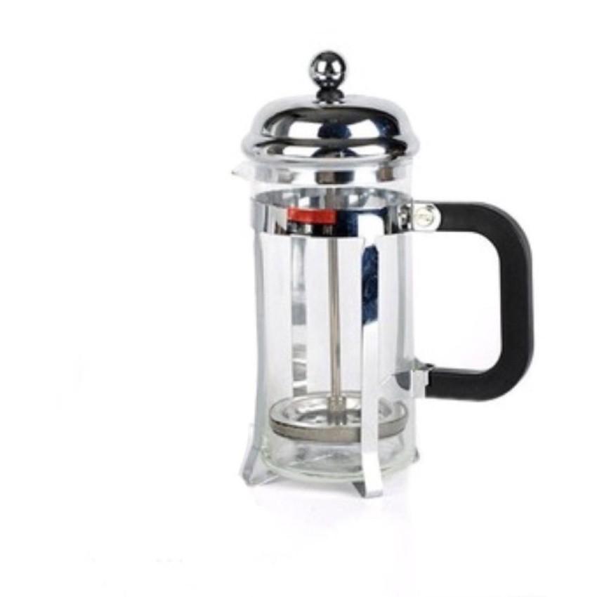 Bình pha trà và cà phê 600ml (Trắng)