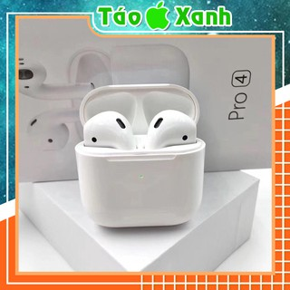 [Mã ELFLASH5 giảm 20K đơn 50K] Tai nghe Bluetooth Inpod Pro 4 Cảm Biến Tự Động Kết Nối