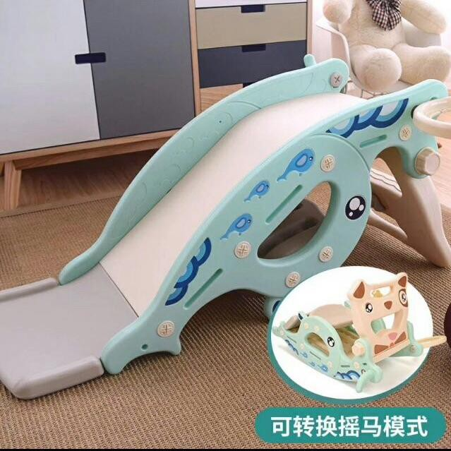 Cầu trượt trẻ em nhựa an toàn