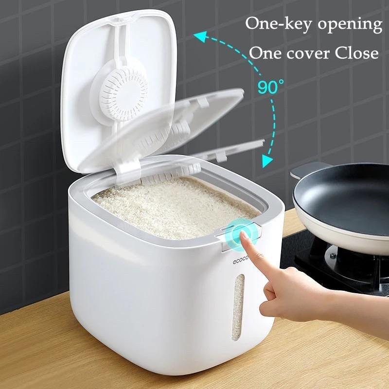 Thùng đựng gạo thông minh HT SYS ECOCO E2005