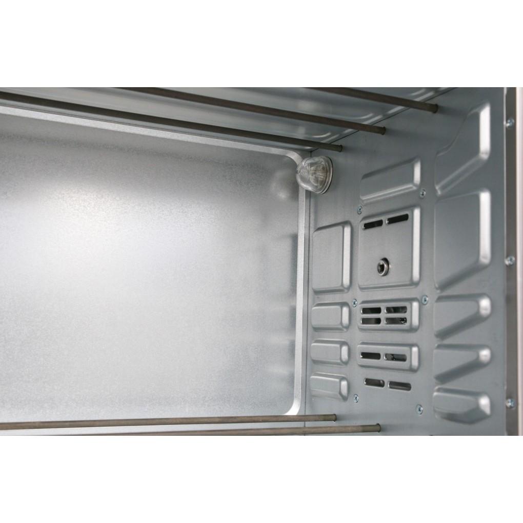Lò nướng điện Electrolux EOT30MXC 30L 1800W (Đen) - Hàng Chính Hãng