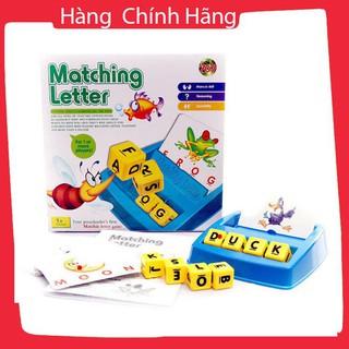 Game giáo dục sớm Matching Letter Game học chữ và đánh vần cho bé mẫu giáo