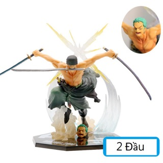 [MHĐ] Mô hình - figure Zoro battle ver 2 - One piece thumbnail