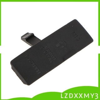 Side USB MIC HDMI DC Video Door Cover Rubber Skin Replacement for Canon 550D