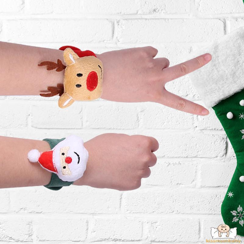 ⛄TT-Wristband Christmas Birthday Party Supplies Christmas Gifts