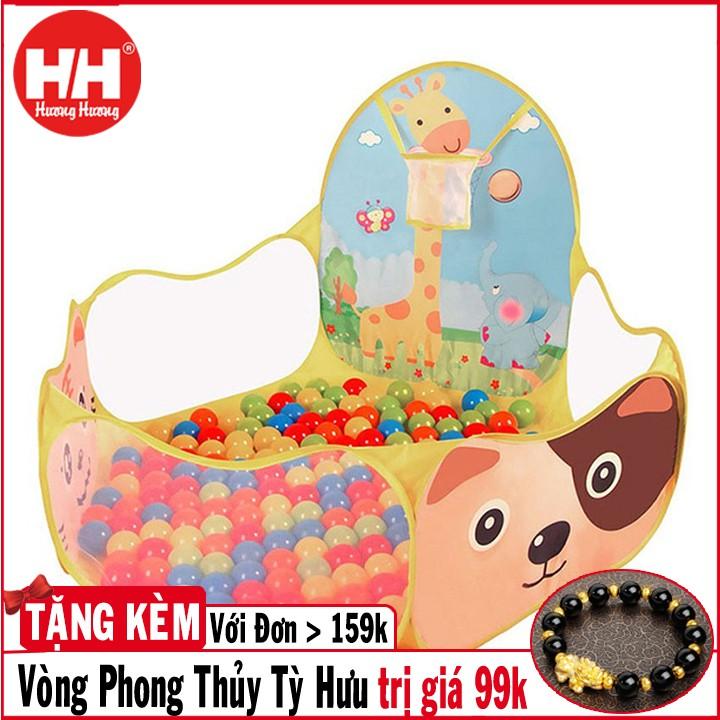 [Hot Deal]Nhà banh đồ chơi bền đẹp an toàn siêu bền siêu đẹp cho bé vui chơi