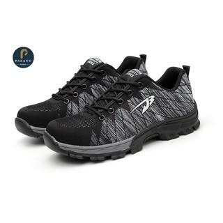 Giày bảo hộ lao động JB536 chất lượng [Có hình ảnh thực tế]