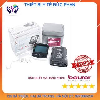Máy đo huyết áp bắp tay Beurer BM40, giá bao gồm adapter (Bảo hành 36 tháng)