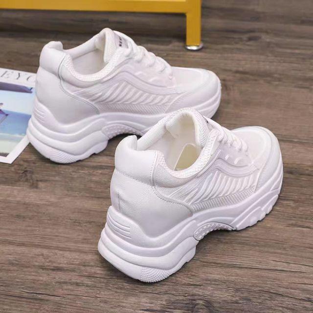 Giày độn đế hàng công ty cam kết đẹp chuẩn y hình