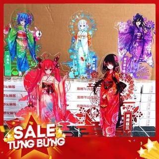 [Standee] Tượng Mica Anime Date A Live (Trang Phục Kimono) – Hàng nhập khẩu