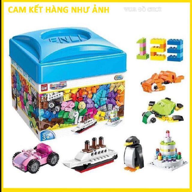 {Sale} Bộ đồ chơi lego 460 chi tiết hàng đẹp