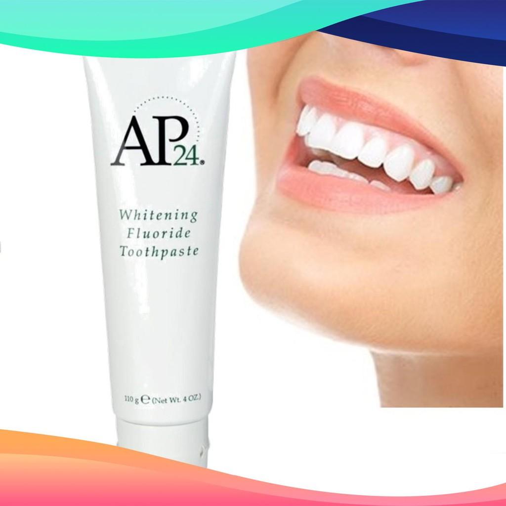 [DEAL CỰC SHOCK][Hàng Chính Hãng] Kem đánh răng trắng và sáng AP24 Whitening Fluoride Toothpaste - 14330057 , 2577588176 , 322_2577588176 , 360000 , DEAL-CUC-SHOCKHang-Chinh-Hang-Kem-danh-rang-trang-va-sang-AP24-Whitening-Fluoride-Toothpaste-322_2577588176 , shopee.vn , [DEAL CỰC SHOCK][Hàng Chính Hãng] Kem đánh răng trắng và sáng AP24 Whitening F