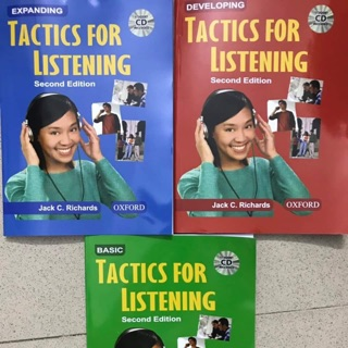 Bộ tactics for listening