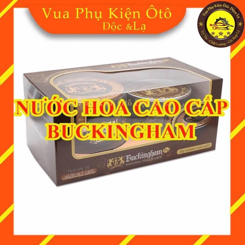 Nước hoa ô tô cao cấp BUCKINGHAM nhập khẩu từ HÀN QUỐC.